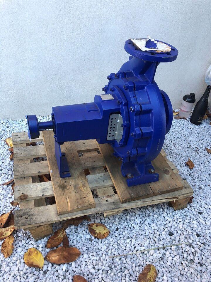 Vandpumpe, KSB vand pumpe