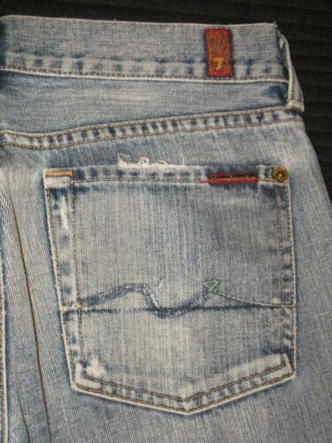 Havana coton Femme Sz Flare tous 29 hommes Usa 100 Bootcut 7 Hav les Jeans pour q0Own8Rv