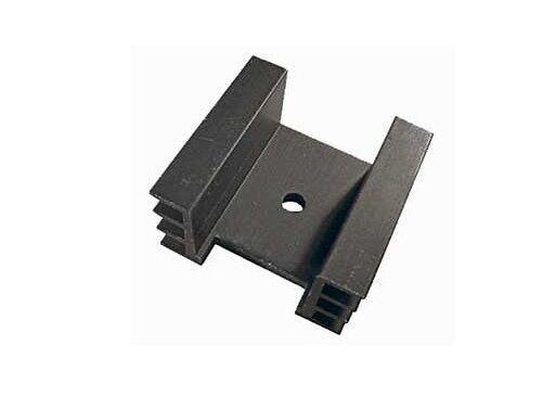 Dissipatore termico aletta di raffreddamento per TO3PL in alluminio 9,5°C/W