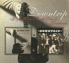 """Downtrip:  """"Downtown""""  &  """"If You Don't Rock Now""""   (2 on 1 Digipak-CD)"""