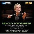 Arnold Schoenberg - : Pelleas und Melisande, Op. 5; Erwartung, Op. 17 (2012)