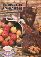 Casa e Cucina Decorazione arredamento arte Culinaria Vol.II Fratelli Fabbri