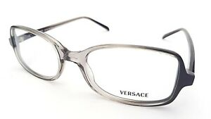 4ded734cb69 VERSACE DESIGNER FRAMES IN BLUE GREEN IRIDESCENT V17 48A + CASE NEW ...
