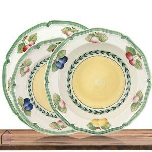Villeroy E Boch Piatti.Details About French Garden Dinner Set 18 Pieces Porcelain Villeroy Boch