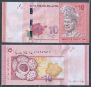 Malaysia-RM10-12th-Series-Zeti-Replacement-ZB-UNC-ZB-2797415