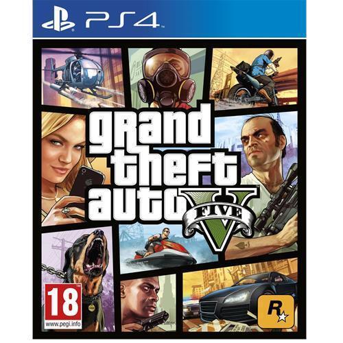 Grand Theft Auto V PS4 - Gta 5 pour sony PLAYSTATION 4 Neuf et Scellé