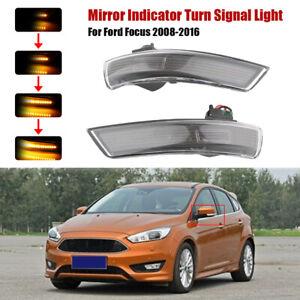 Dinamica-pollo-ahumado-intermitentes-de-LED-luz-de-ejecucion-espejo-de-visualizacion-para-ford-focus