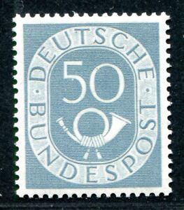 BUND 1951 134 ** POSTFRISCH TADELLOS POSTHORN 200€(A9968 - Argenstein, Deutschland - BUND 1951 134 ** POSTFRISCH TADELLOS POSTHORN 200€(A9968 - Argenstein, Deutschland