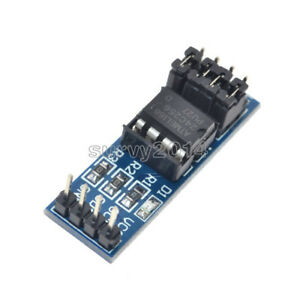 2PCS AT24C256 Serial I2C Interface EEPROM Data Storage Module Arduino PIC Senior