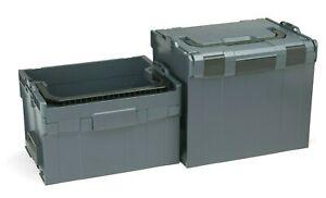 L-BOXX-374-Werkzeugkoffer-Set-mit-SORTIMO-BOSCH-LT-BOXX-272-Transportbehaelter