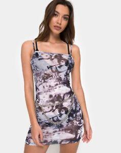 MOTEL-ROCKS-Saleh-Bodycon-Dress-in-Cherub-Mesh-Small-S-mr65