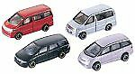 Tomica Gift Set minivan collection (japan import)