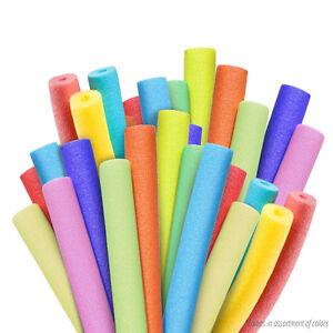 35 pack of swim pool foam fun noodles toy various colors bulk ebay