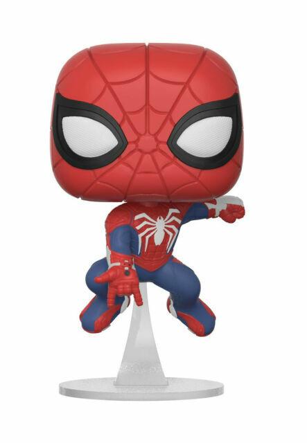 Marvel Spider-Man-Mister Negative Vinyl Bobble-Head #30679 Funko Pop Games