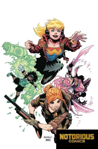 Young Justice #2 DC Comics 1st Print EXCELSIOR BIN