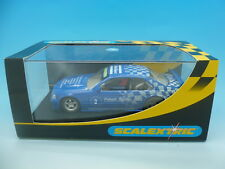 Scalextric Ultra Rare Printair BMW 320i, Limited to 75 Blue