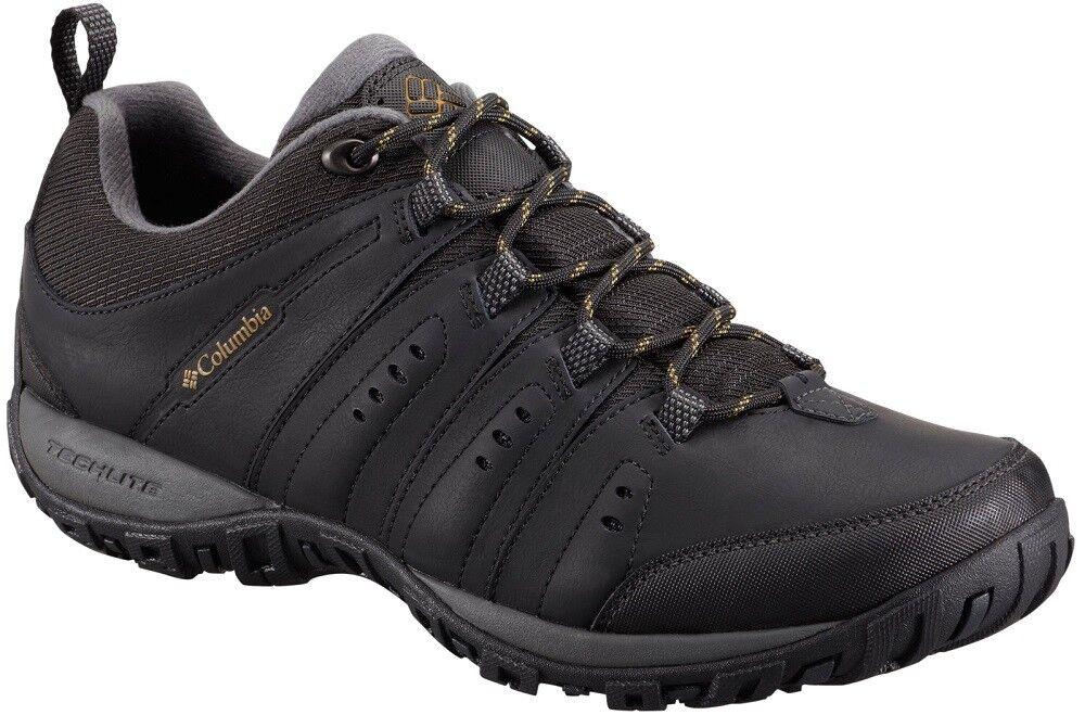 Columbia Woodburn II waterproof 1553001010 botín de senderisml outdoorzapatos hombre nuevo