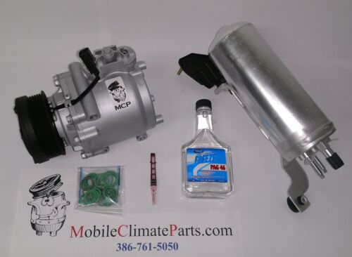 Used 02-05 Ford Explorer//Mountaineer 4.6 W//O Rear Air, A//C Compressor Kit