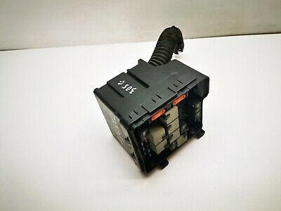SAAB 9-5 95 2006 / 06-10 1.9TID 110KW fuse box with relay ...