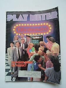 coin-op-Amusements-august-1988-vol14-number-6-Play-Meter-MAGAZINE-Nitendo
