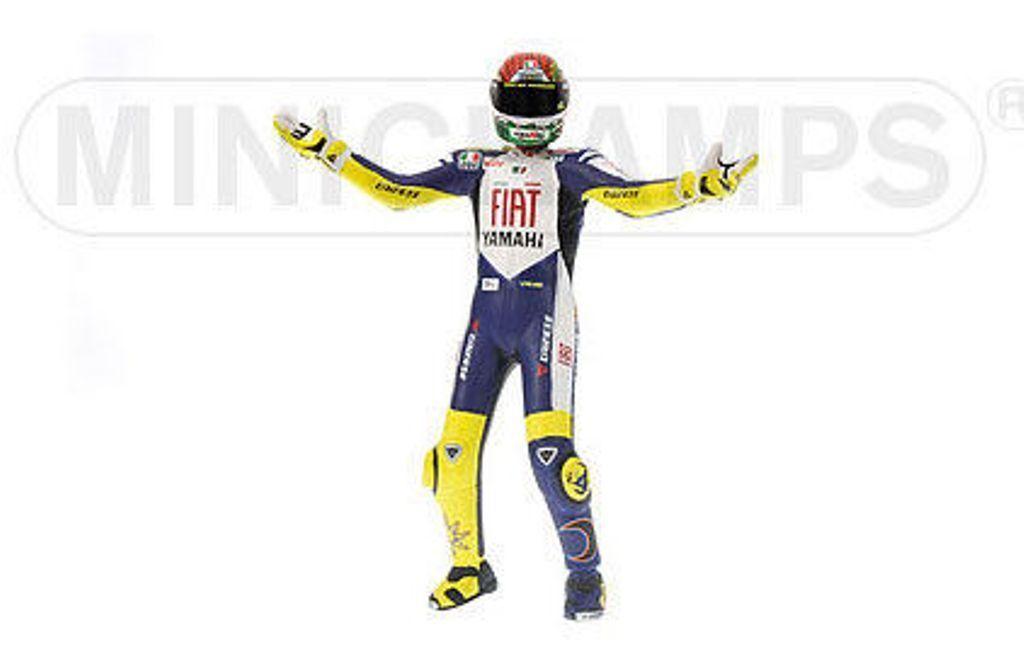 estar en gran demanda Minichamps 312 080146 Rossi Figura MotoGP MotoGP MotoGP 2008 campeón del mundo Mi Casa 1 12 Th  Tu satisfacción es nuestro objetivo