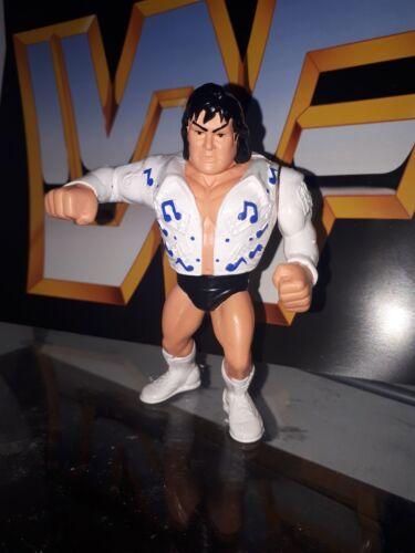 WWF WWE Hasbro custom prototype unpainted Greg valentine Wrestling Figure