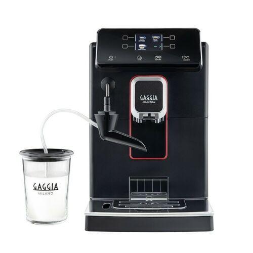 Gaggia Magenta Milk Automatic Bean To Cup Coffee Espresso Machine Black