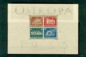 Deutsches-Reich-Block-3-Ostropa-Koenigsberg