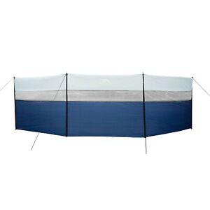 Trespass-Beach-Windbreak-For-Camping-Holiday-With-Window-Panel-0-5m-x-1-4m