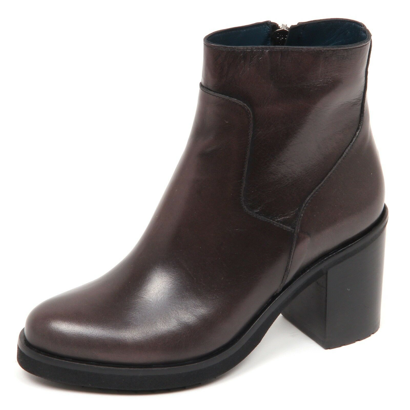 E1160 tronchetto donna brush grey LE BLE shoe boot woman