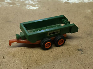 Details about Mini Toys 1/64 Scale Balzer Manure Speader