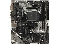 ASRock AMD Ryzen Am4 Compatible With A320 Chip MicroATX Motherboard A320m-hdv R4