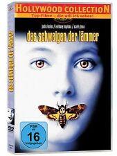 Das Schweigen der Lämmer - Jodie Foster - Anthony Hopkins - DVD - OVP - NEU