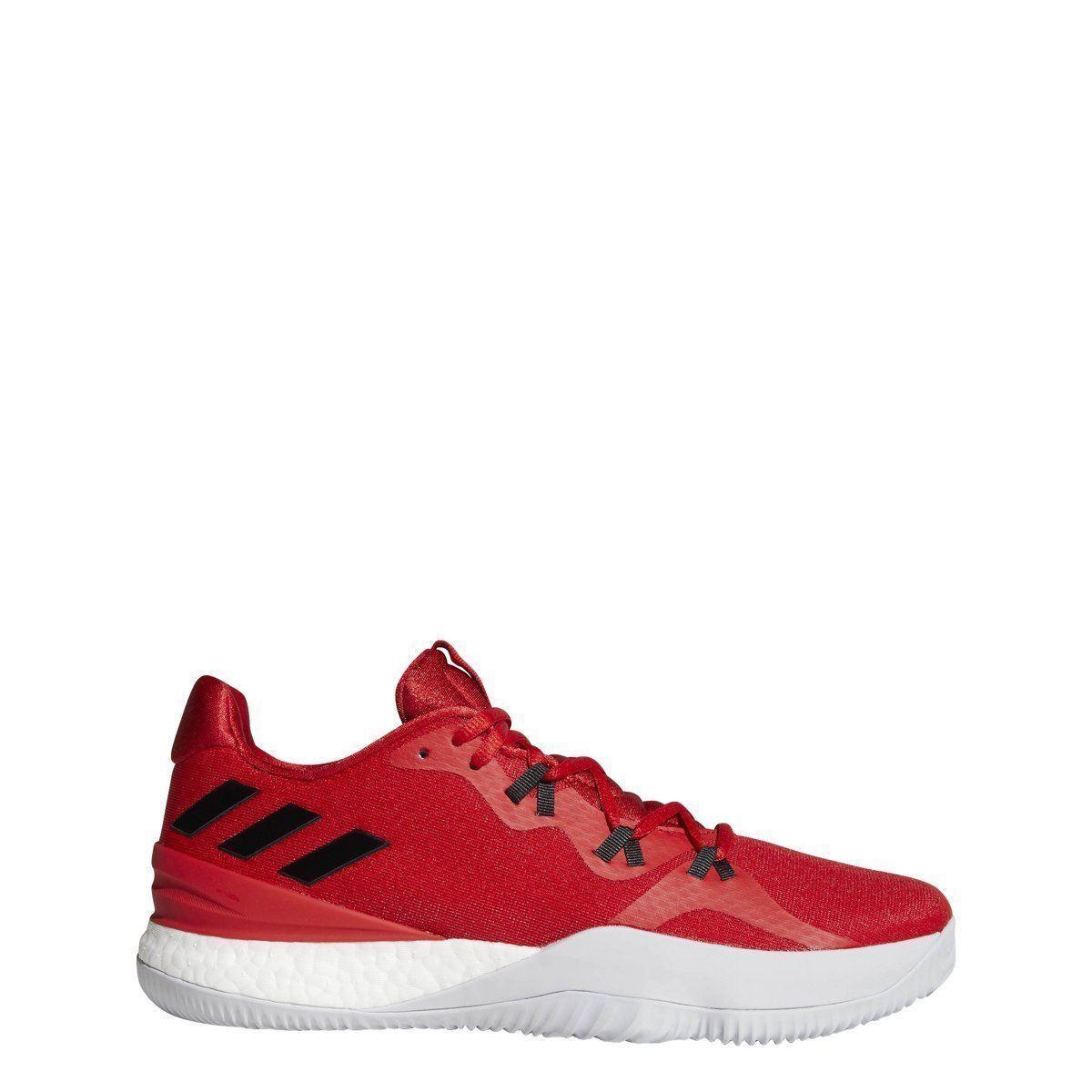 Adidas Crazy Light Boost 2018 Men's (Size 7.5 - 13) Scarlet White Black DB1069