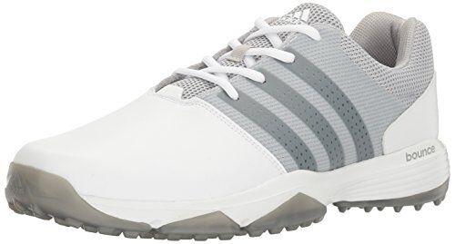 adidas Golf Mens 360 Traxion Ftwwht/Dksimt Shoe- Pick SZ/Color.