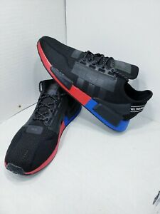 nmd r1 v2 black blue