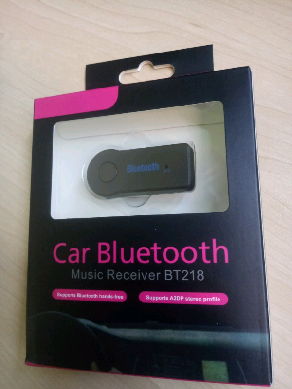 Car Bluetooth Audio / Phone device for R85
