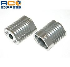 Hot Racing Losi Night Crawler Comp Crawler Aluminum Rear Axle Lock out CCR2208