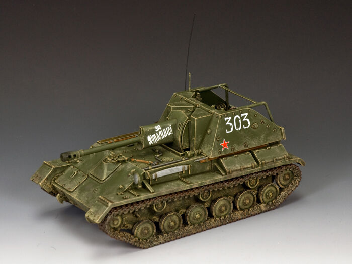 RA057 The SU-76M Self Propelled Gun by King & Country