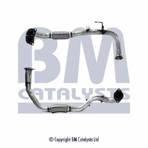 EXHAUST FRONT PIPE  BM70248