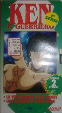VHS - HOBBY & WORK/ KEN IL GUERRIERO - VOLUME 40 - EPISODI 2