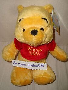 Spielzeug Aus Dem Ausland Importiert Stofftier Kuscheltuch Winnie Die Pooh Disney 25 Cm Neu Knitterfestigkeit