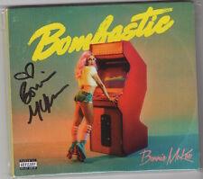 BONNIE MCKEE BOMBASTIC EP CD HAND SIGNED BY BONNIE MC KEE SINGLE ALBUM EXPLICIT