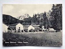 FUSINE VALROMANA Colonia Montana Tarvisio Udine vecchia cartolina