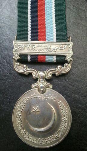 PAKISTAN KASHMIR WAR MEDAL IN URDU 1964-65 L@@K!