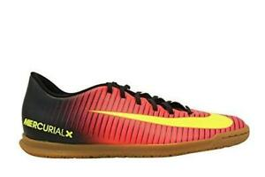 check out b6616 f25c6 Details about Mens NIKE MERCURIALX VORTEX III IC Football Trainers 831970  870
