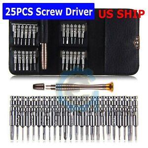 Precision Screwdriver Set Computer Repair Kit Tools Laptop PC Torx Smartphone