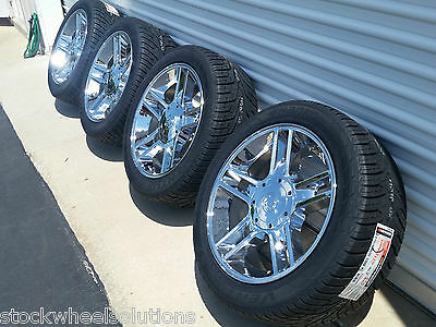 "Ford F150 Rims >> NEW set 4 Fits 20"" Ford F150 Harley Davidson Wheels Tires ..."
