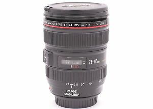 Canon EF 24-105mm f/4L IS USM Zoom Lens for Canon Digital SLR Cameras 13803050844