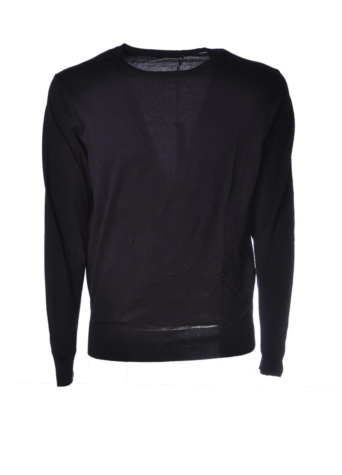 Alpha  -  Sweaters - Male - bluee - 4567523A184832